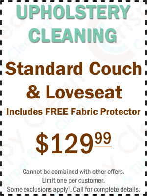 Upholstery Couch Loveseat Coupon