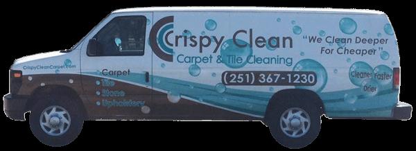 Crispy Clean Van
