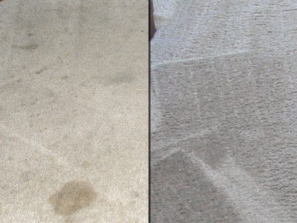 Bedroom Carpet Before and After Photo 3